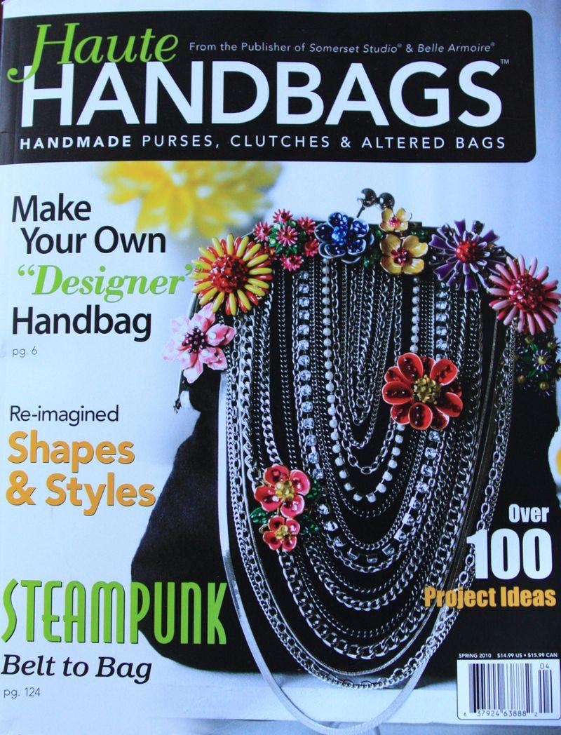 Haute Handbags Jeanne Oliver