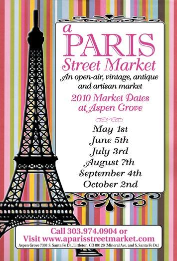 Parisstreetmarket