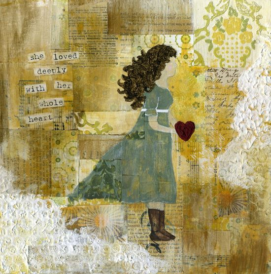 She Loved DeeplyETSY